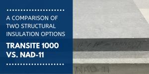Transite 1000 vs. NAD-11