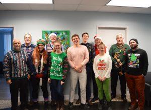 Peerless Ugly Christmas Sweater 2018