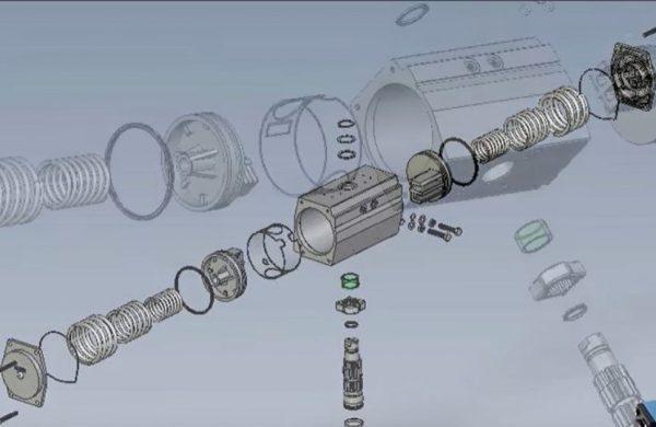 rotex-infinity-actuators