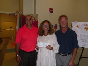 2013 Autistism Services check presentation