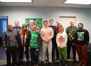 Peerless Ugly Christmas Sweater 2018