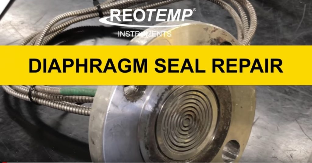 Can a Diaphragm Seal be repaired?