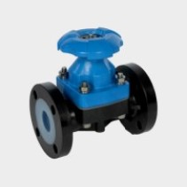 Lined Diaphragm Valves