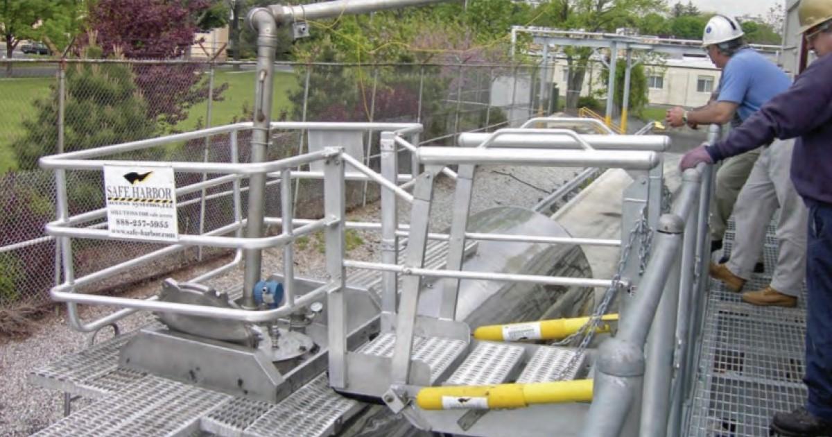 Safe Harbor Gangway