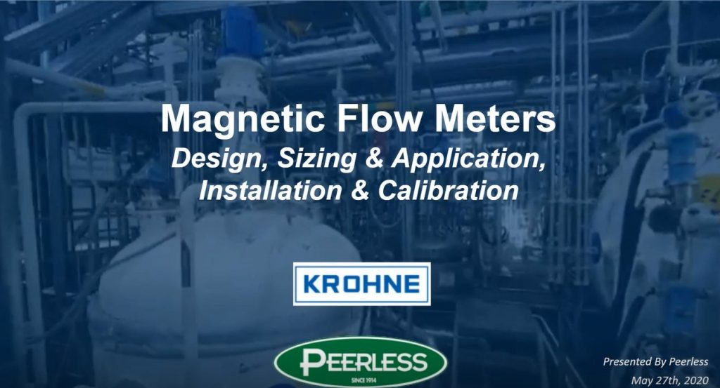 Magnetic Flow Meters 101, Featuring KROHNE