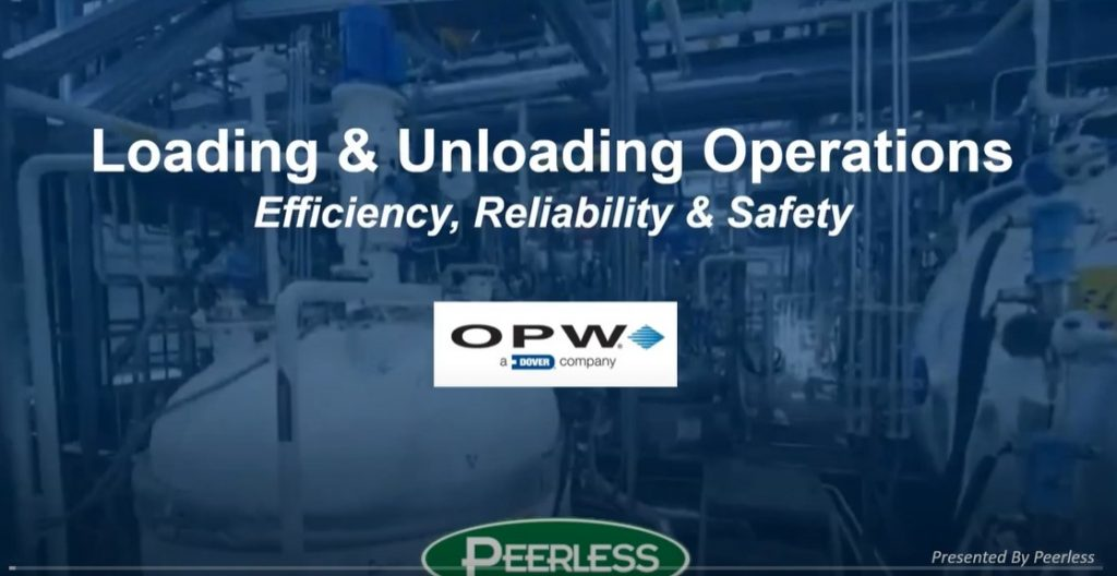 Loading and Unloading Operations – Featuring OPW