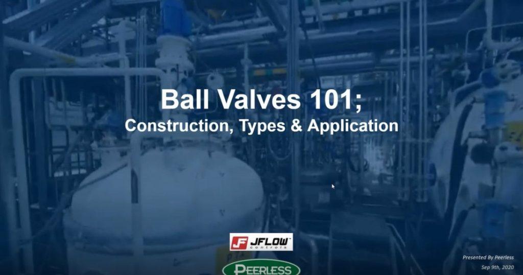 Ball Valves 101