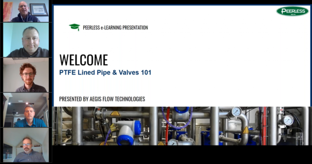 PTFE Lined Pipe & Valves 101