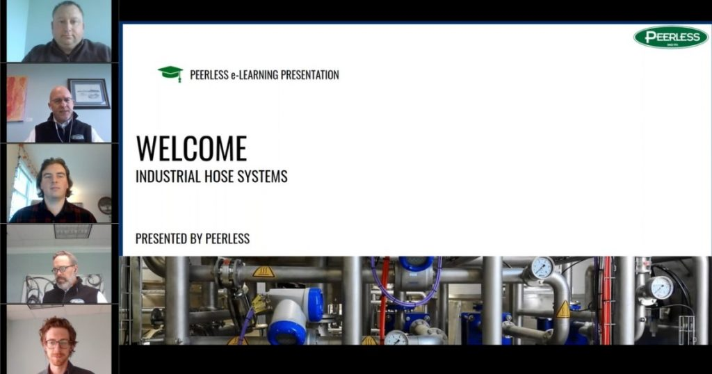 An Introduction to the Industrial Hose System Concept