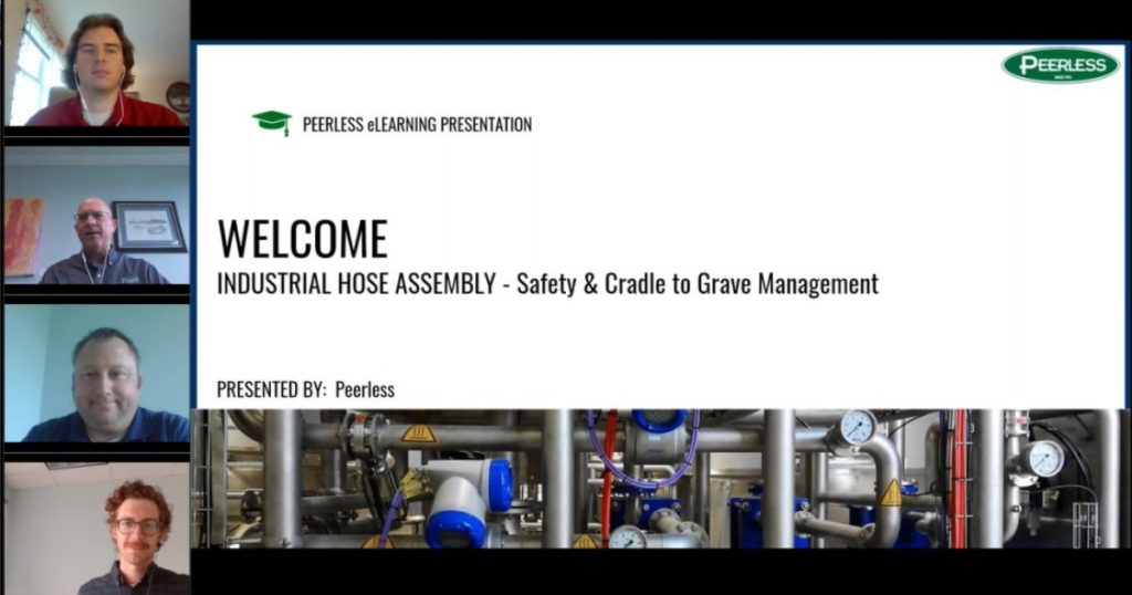 An Introduction to Industrial Hose Assembly Safety