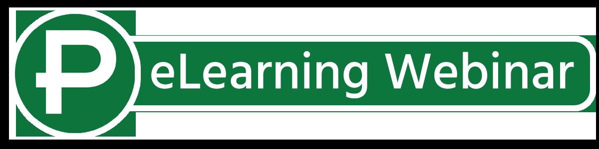 eLearning Webinar Button