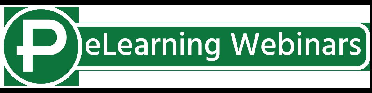 eLearning Webinars Button