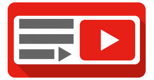 Youtube Playlist Button