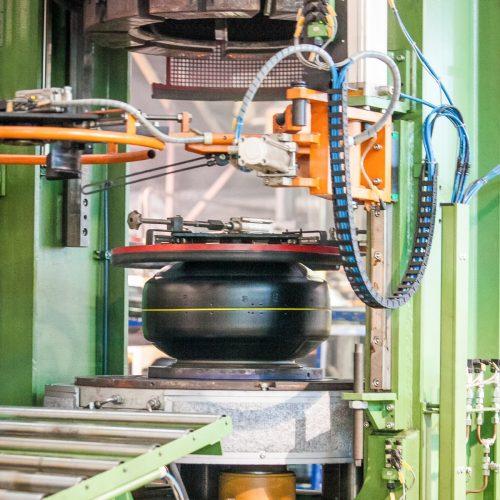 Tire Curing Press